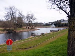 Lough Erne in Enniskillen